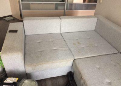 химчистка дивана до